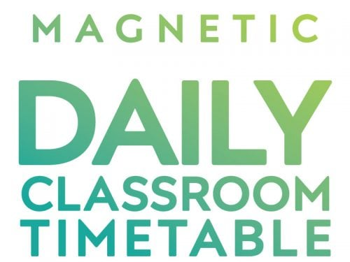 Daily Classroom Timetable